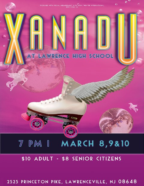 Xanadu Spring Musical at LHS