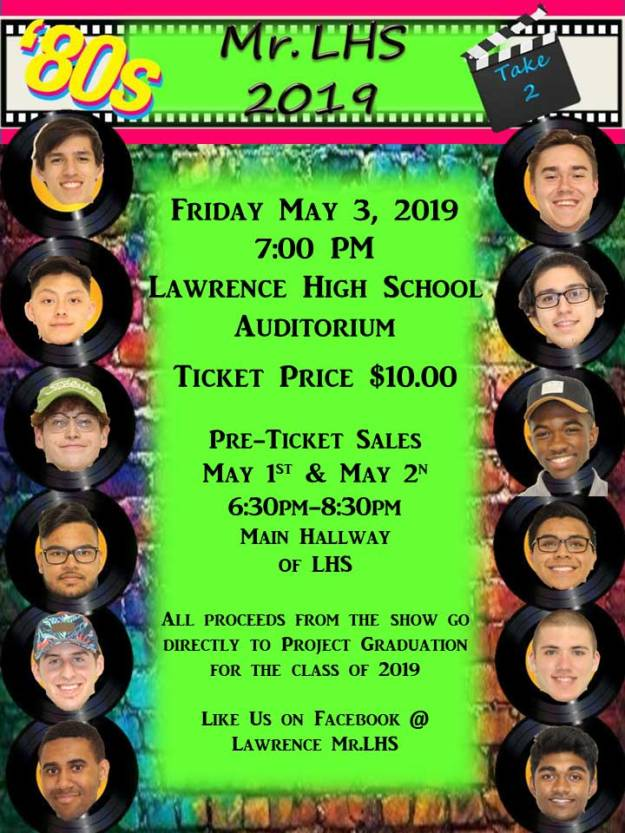 mr lhs show flyer for may 3 2019