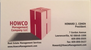 howco business card